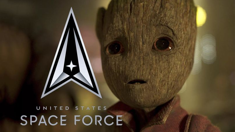 space force soldiers guardians of the galaxy