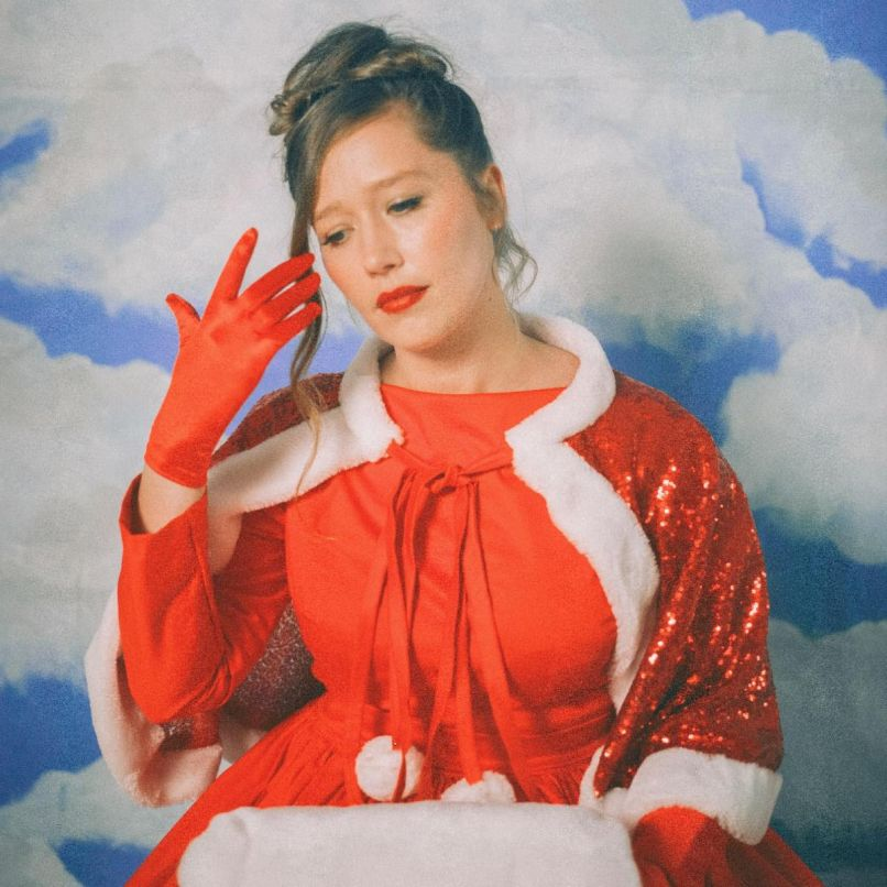 unnamed 37 Julia Jacklin Drops Cracked Christmas Song baby jesus is nobodys baby now: Stream