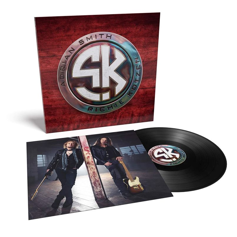 81U LkqXGpL. SL1500  Adrian Smith (Iron Maiden) and Richie Kotzen Detail New Album, Share Taking My Chances Video: Watch