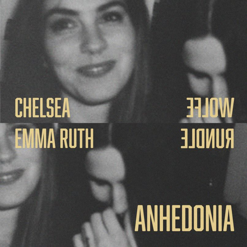 Anhedonia Cover Mock v1 Chelsea Wolfe Shares New Song Anhedonia Featuring Emma Ruth Rundle: Stream