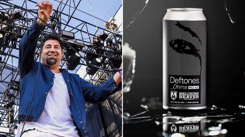 Deftones Ohms Pale Ale