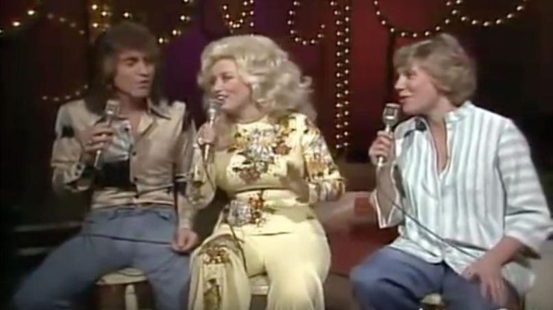 Dolly Parton Randy Parton