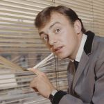Gerry Marsden of Gerry and the Pacemakers, photo via Rhino Records