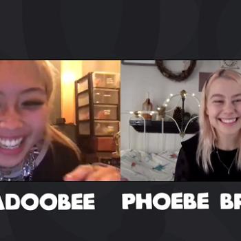 Phoebe Bridgers and beabadoobee interview