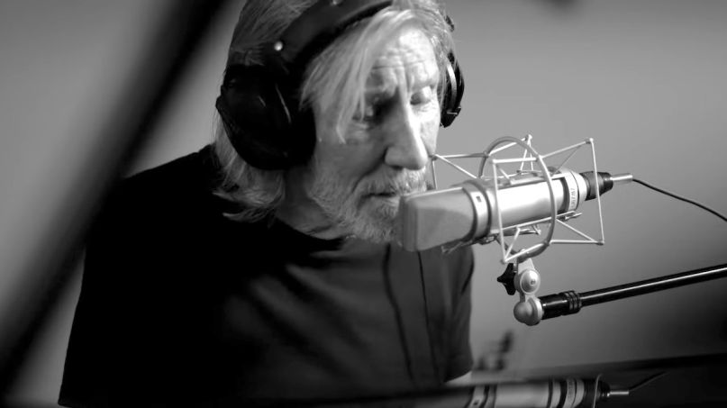 Roger Waters The Gunner's Dream new recording version Pink Floyd, photo via YouTube