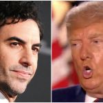 """Sacha Baron Cohen Calls Trump's Twitter Ban """"Most Important Moment In The History of Social Media"""""""