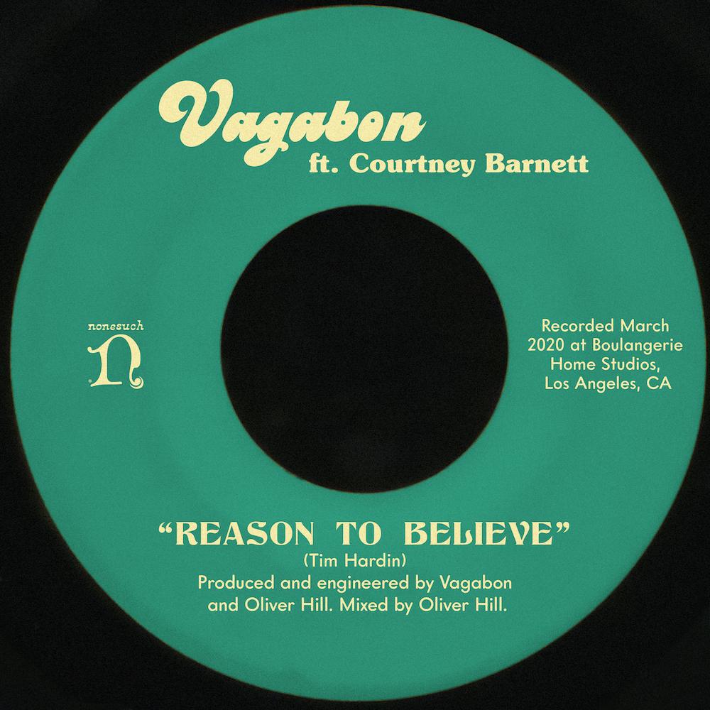 Vagabon ft. Courtney Barnett - Single Artwork