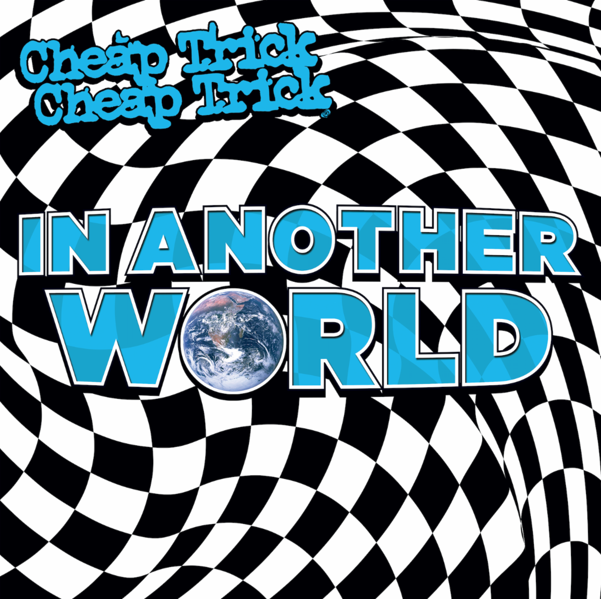 cheap trick in another world art cover Cheap Trick Announce New Album In Another World, Share Light Up the Fire: Stream