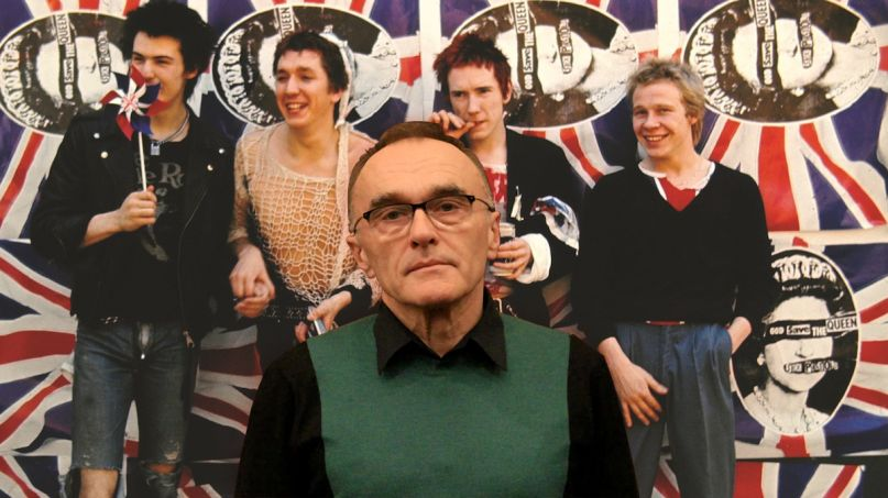 danny boyle sex pistols fx limited series tv show