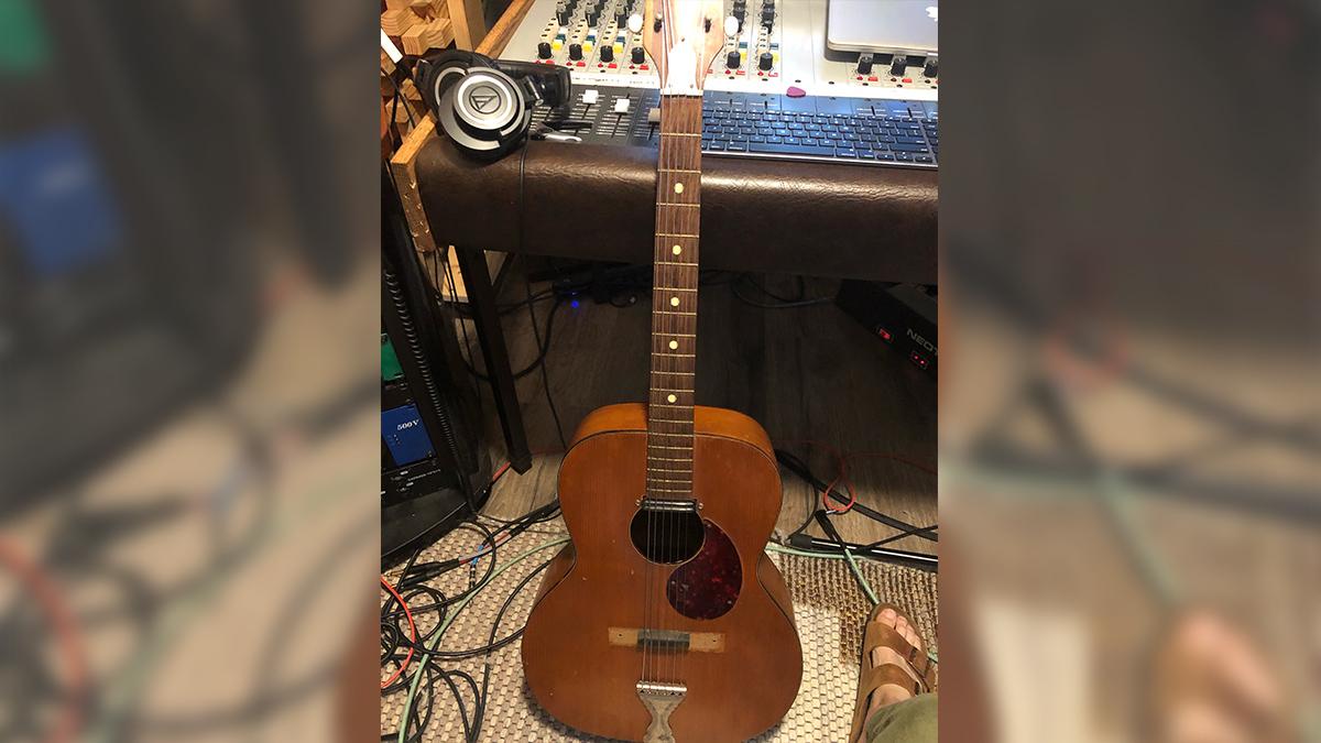 old sea brigade origins day by day rubber bridge guitar