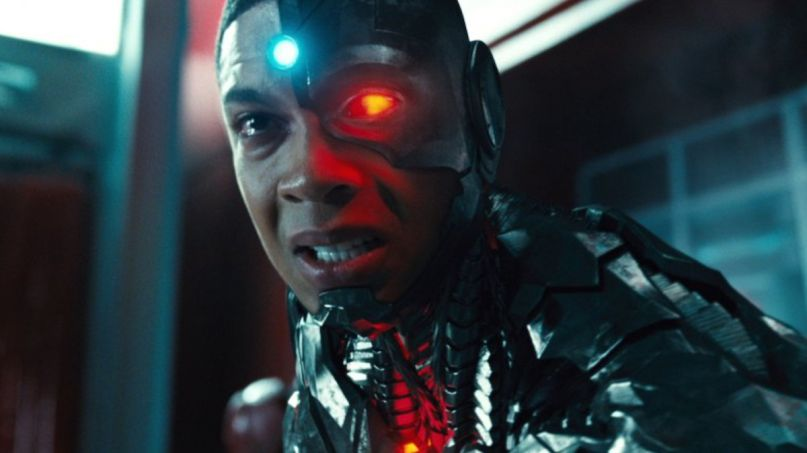ray fisher cyborg flash movie no longer involved