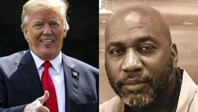trump-pardons-death-row-michael-harris